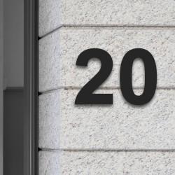 Husnummer siffror